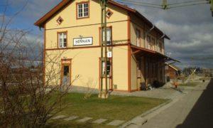 Järnvägsstation i Gävle