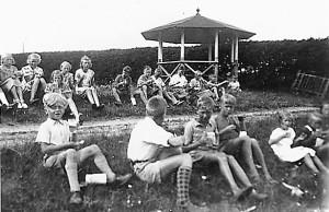Simskola 1945